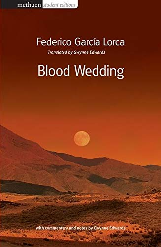 9780413708700: BLOOD WEDDING (Methuen World Dramatists)