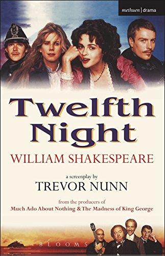 9780413712806: Twelfth Night: Screenplay (Screen and Cinema)