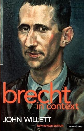 9780413723109: Brecht in Context