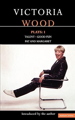 9780413729705: Plays: 1 : Talent, Good Fun, Pat and Margaret
