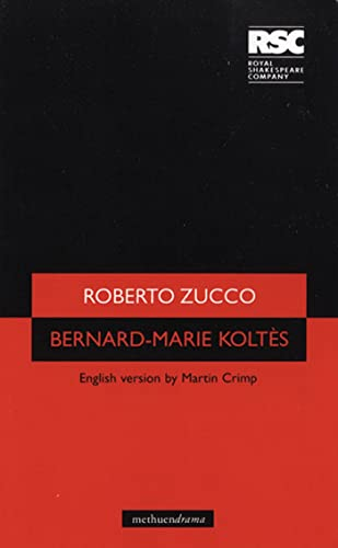 9780413730800: Roberto Zucco (Modern Plays)