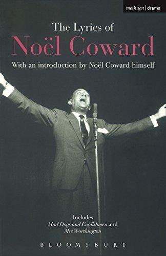 9780413732408: The Lyrics of Noël Coward (World Classics)