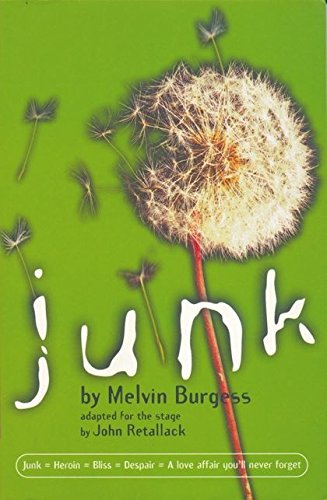 Junk: Adapted for the stage (Modern Plays): Burgess, Melvin