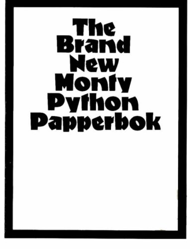 "9780413741400: Brand New ""Monty Python"" Papperbok"