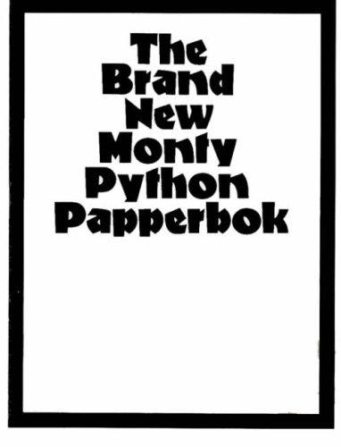 9780413741400: Brand New Monty Python Papperbok