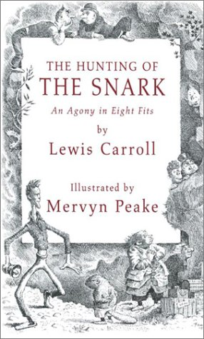 The Hunting of the Snark: Lewis Carroll, Mervyn