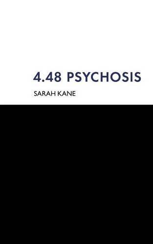 9780413748300: 4.48 Psychosis