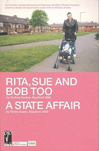 9780413757005: Rita, Sue and Bob Too and a State Affair