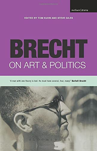 9780413758903: Brecht on Art and Politics (Diaries, Letters and Essays)