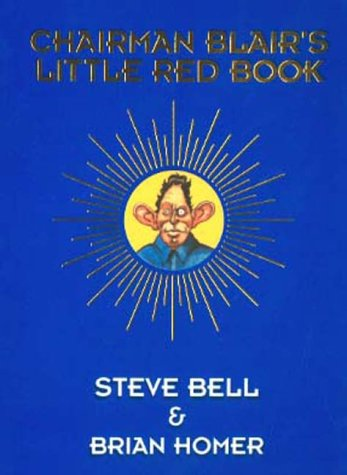 9780413760005: Chairman Blair's Little Red Book (Methuen humour)
