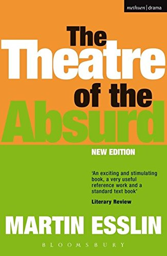 9780413760500: The Theatre of the Absurd (Plays and Playwrights)
