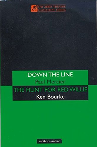 Down the Line and the Hunt for: Paul Mercier; Kenna