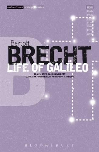 The Life Of Galileo (Modern Classics) (0413763803) by Bertolt Brecht; Ralph Manheim
