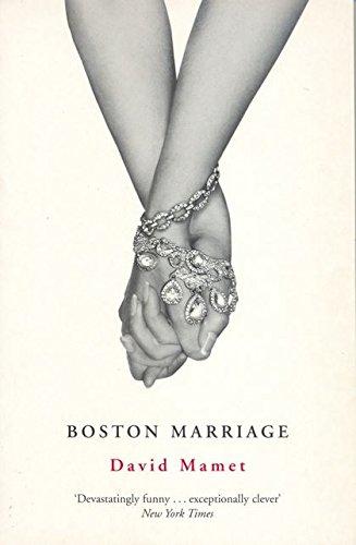 9780413766007: Boston Marriage (Modern Plays)