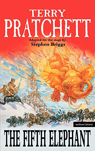 9780413771155: Terry Pratchett's the Fifth Elephant