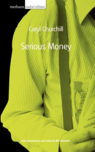 9780413771209: Serious Money (Student Editions)