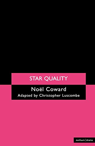 9780413771452: Star Quality (Modern Plays)