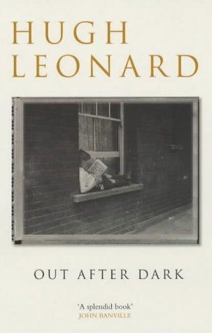 9780413771483: Out After Dark (Methuen Biography)
