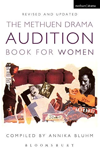 9780413771933: The Methuen Drama Audition Book for Women (Audition Speeches)