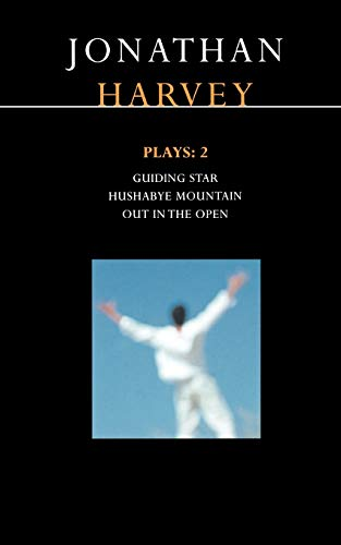9780413771988: Harvey Plays 2: Guiding Star/Hushabye Mountain/Out in the Open