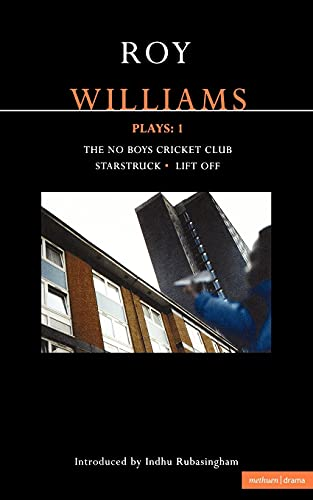 9780413772091: Williams Plays: 1: The No Boys Cricket Club; Starstruck; Lift Off (Contemporary Dramatists)