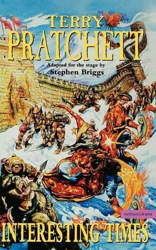 9780413772190: Interesting Times (Discworld): Adapted for the Stage(Modern Plays)