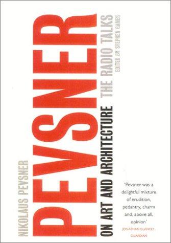 9780413772435: Pevsner On Art & Architecture