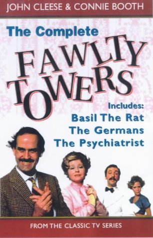 9780413772503: Complete Fawlty Towers (Methuen humour)