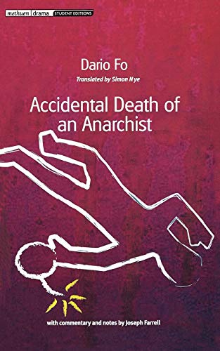 9780413772671: Accidental Death of an Anarchist