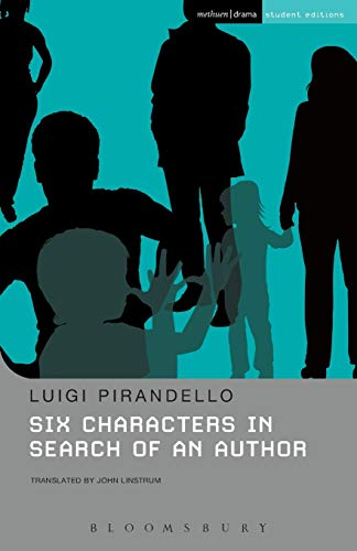 9780413772688: Six Characters in Search of an Author: Methuen Student Edition