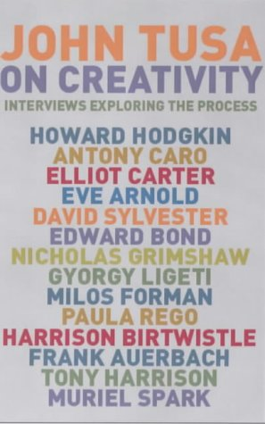 9780413772992: On Creativity: Interviews Exploring the Process