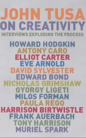 9780413772992: On Creativity: Interviews Exploring the Process