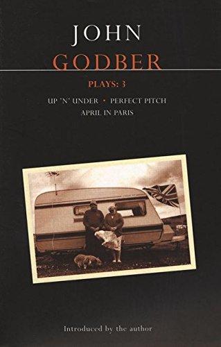 "Godber Plays 3: ""April in Paris"",""Up 'n': Godber, John"