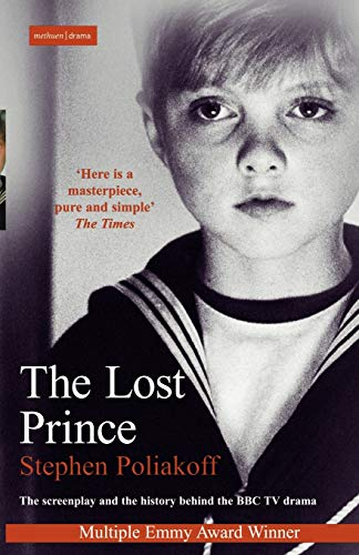 9780413773074: The Lost Prince: Screenplay (Screen and Cinema)