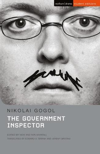 9780413773210: The Government Inspector: Methuen Student Edition (Student Editions)