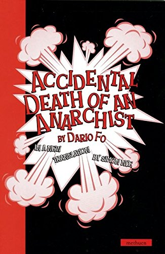 9780413773425: Accidental Death of an Anarchist