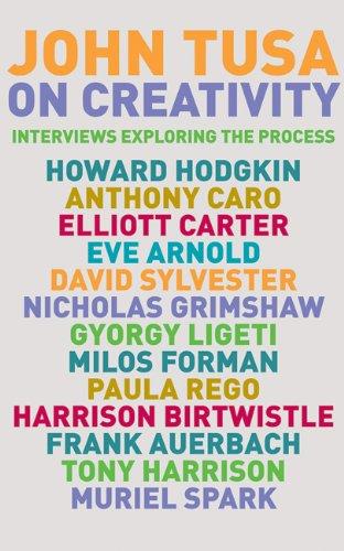 9780413773487: On Creativity: Interviews Exploring the Process