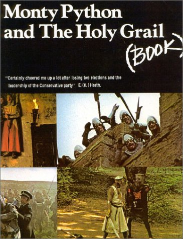 Monty Python & The Holy Grail Screenplay: Chapman, Graham