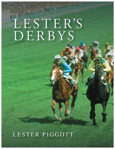 Lester's Derbys: Piggott, Lester; Magee, Sean