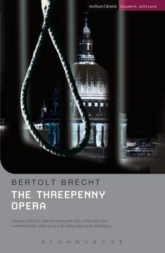 9780413774521: The Threepenny Opera (Student Editions)