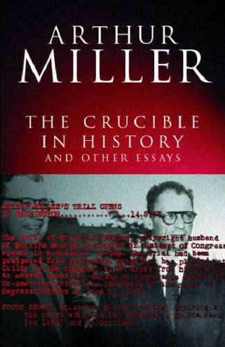 9780413775245: The Crucible in History: And other essays
