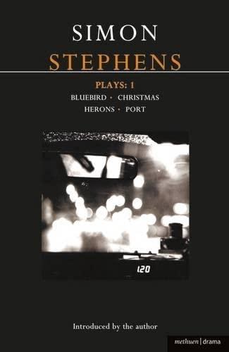 9780413775474: Stephens Plays:1 (Contemporary Dramatists) (v. 1)