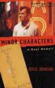 9780413775597: Minor Characters: A Beat Memoir