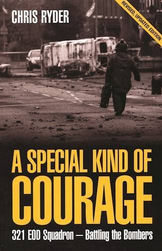 9780413775672: A Special Kind of Courage: 321 EOD Squadron Battling the Bombers