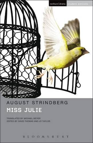 9780413775825: Miss Julie (Student Editions)