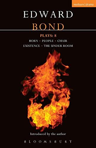 9780413775832: Edward Bond Plays: 8