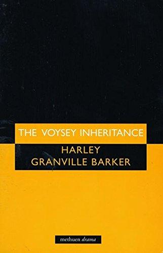 9780413776099: The Voysey Inheritance (Modern Plays)