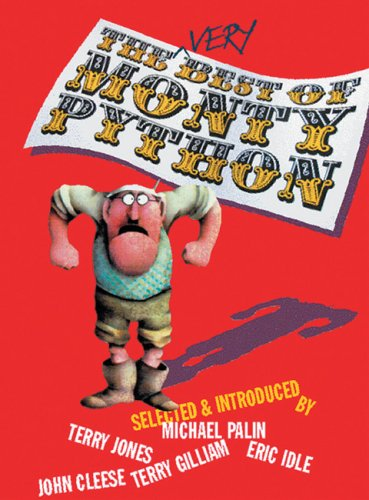 The Very Best of Monty Python (Methuen Humour)
