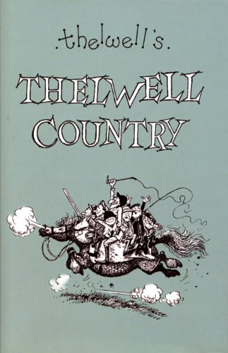 9780413776181: Thelwell Country (English Humor)