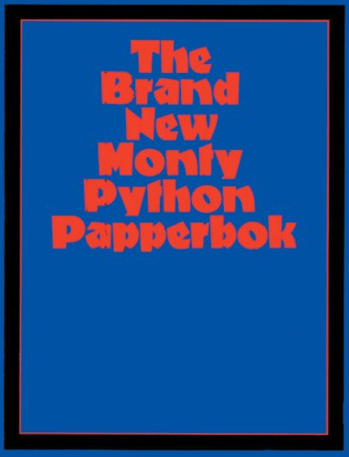 9780413776426: The Brand New Monty Python Papperbok (Methuen Humour)